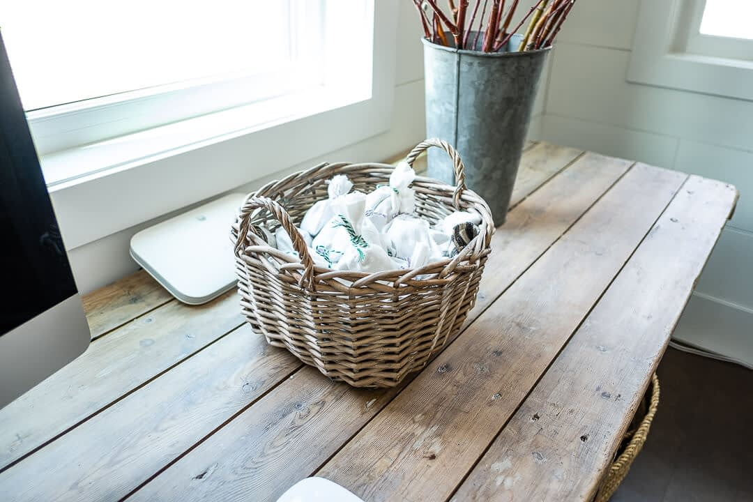 Storage Basket for Home Office