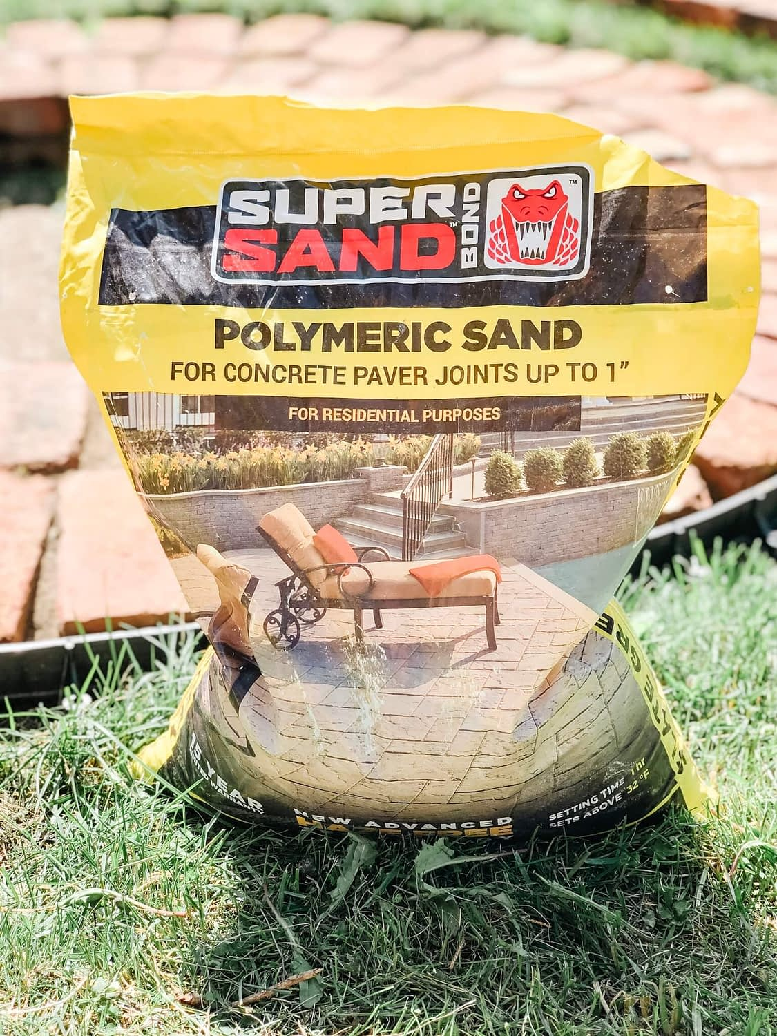 Great Sand to fill gaps between stones