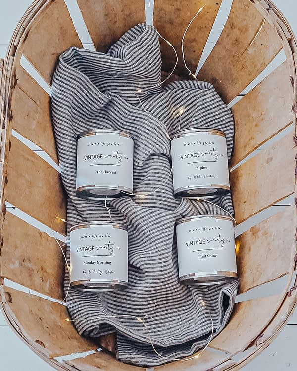 Cozy Candle Sampler