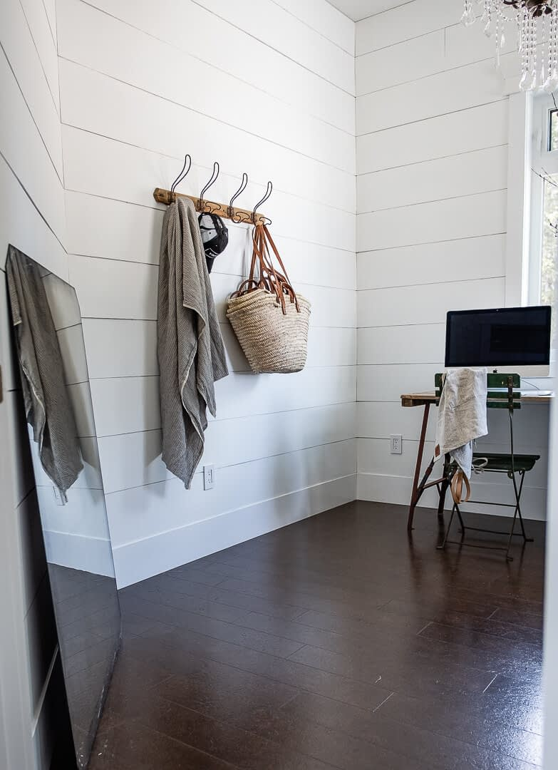 Shiplap Home Office