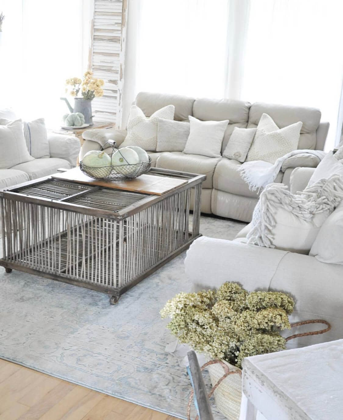 Crab Cage Coffee Table