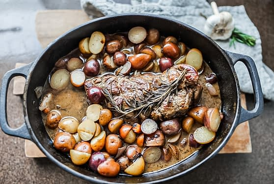 juice fully cooked fall apart top round roast