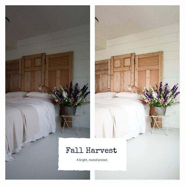 Lightroom Preset for home interiors
