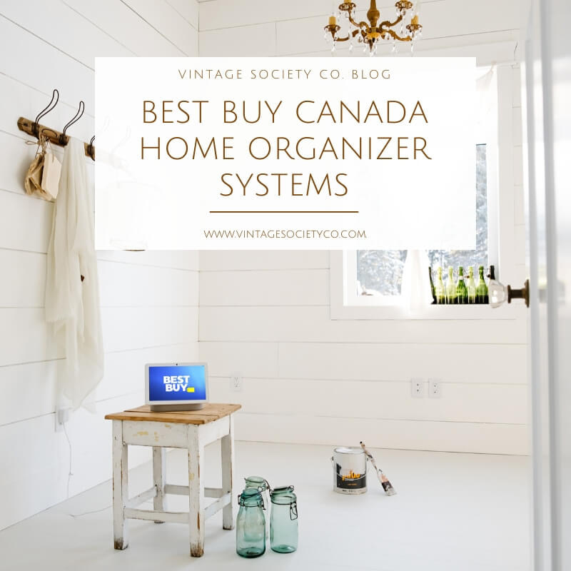 Home Organizer from Best Buy Canada
