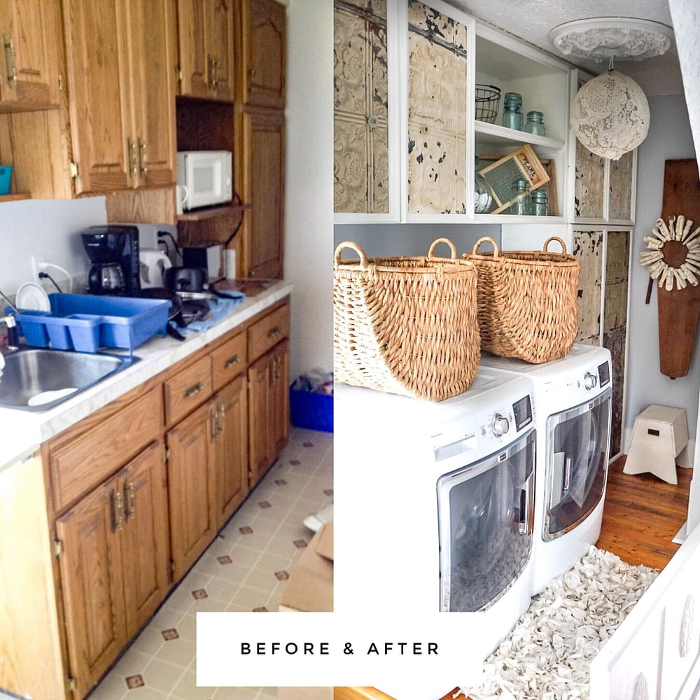 Top 8 Tips for taking on a fixer upper before and after