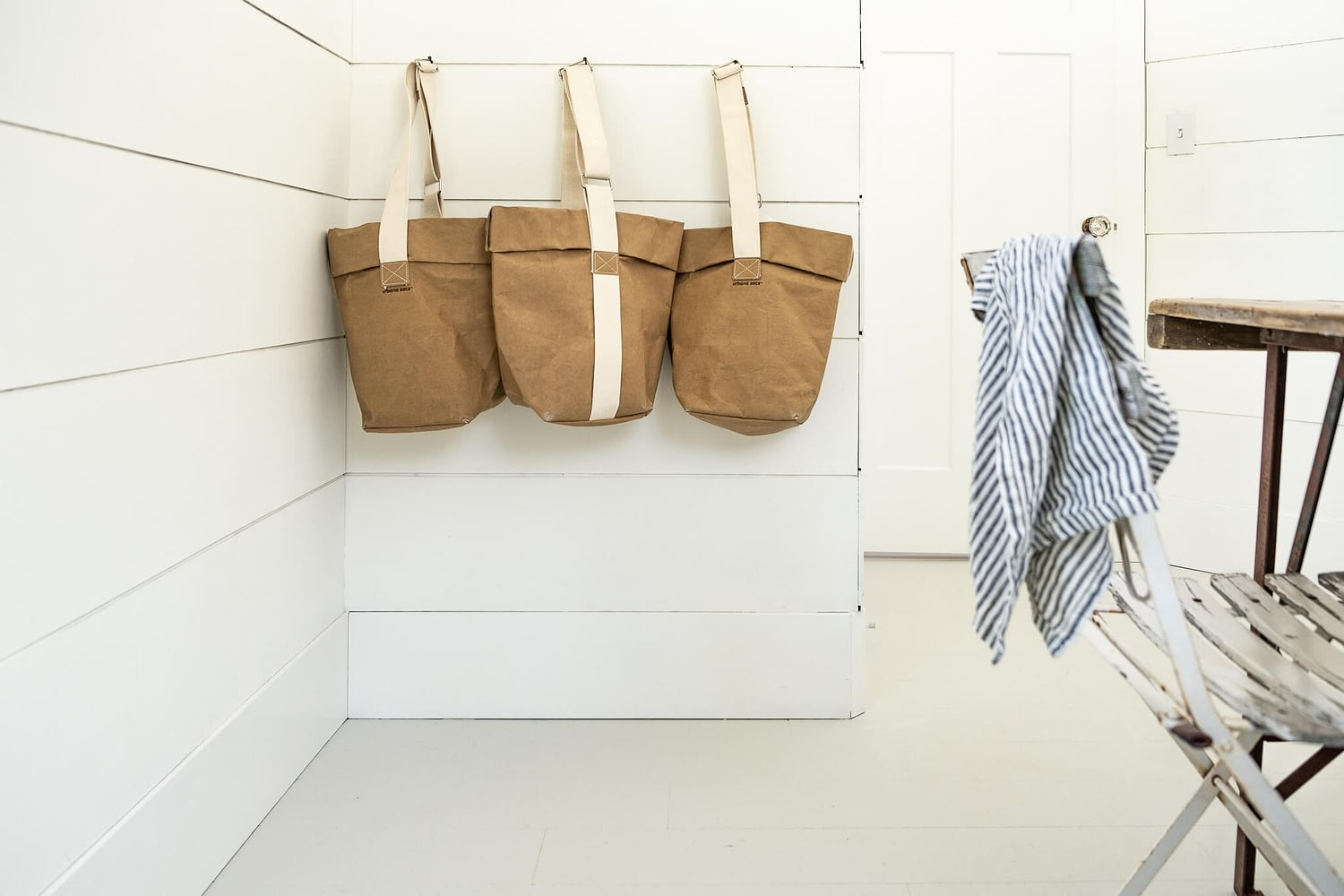 Paper Leather Bags