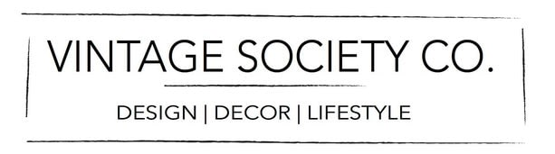 Vintage Society Co Logo