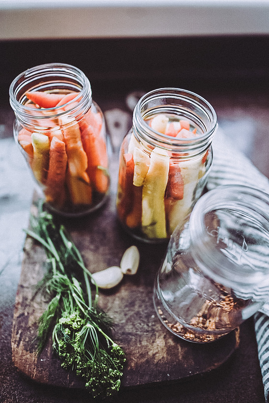 Pickled Carrots easy recipe
