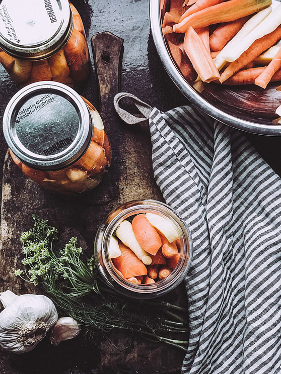 pickled carrot recipe