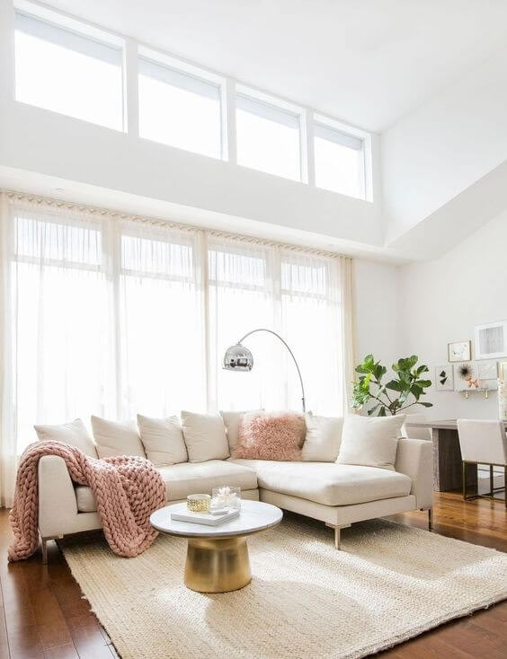 three colour combinations for home interiors