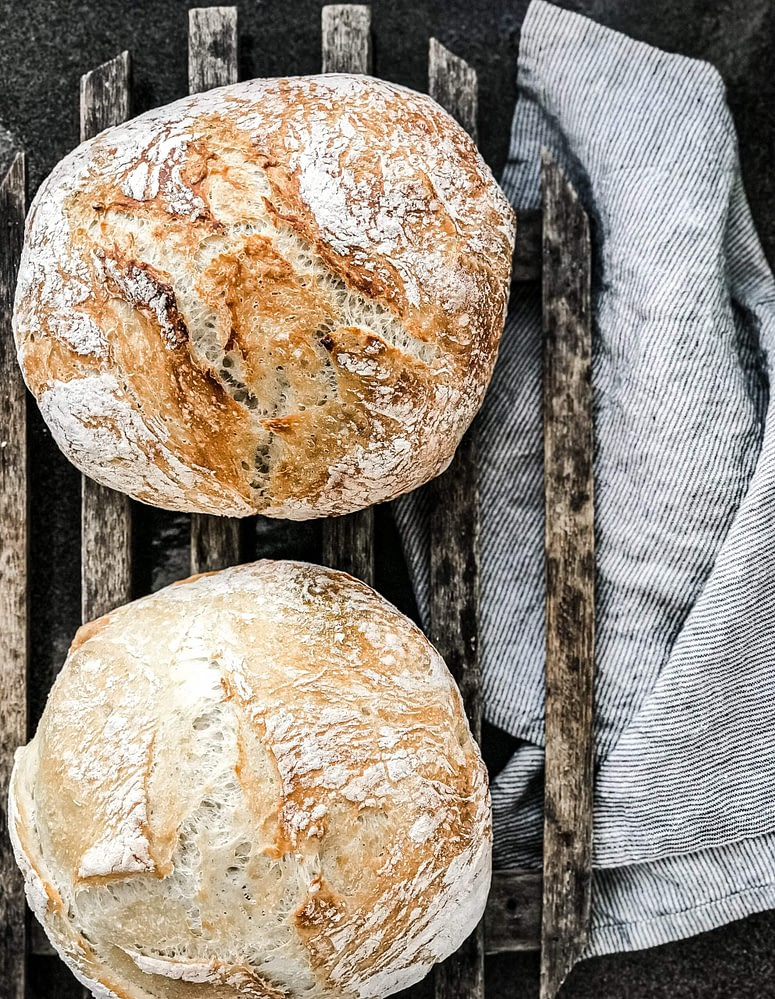 Artisan Bakery Style French bread