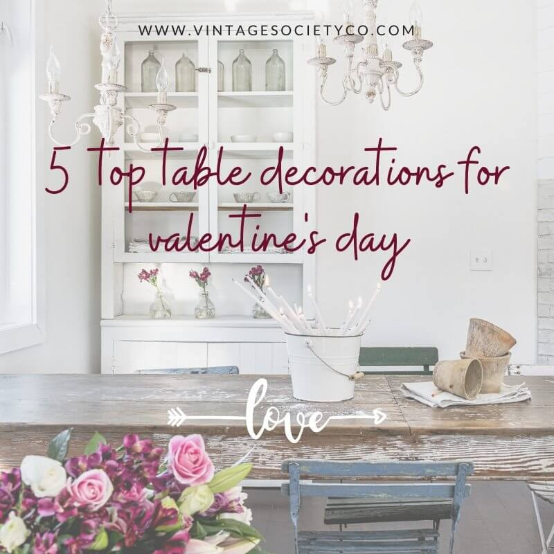 5 top Table Decorations