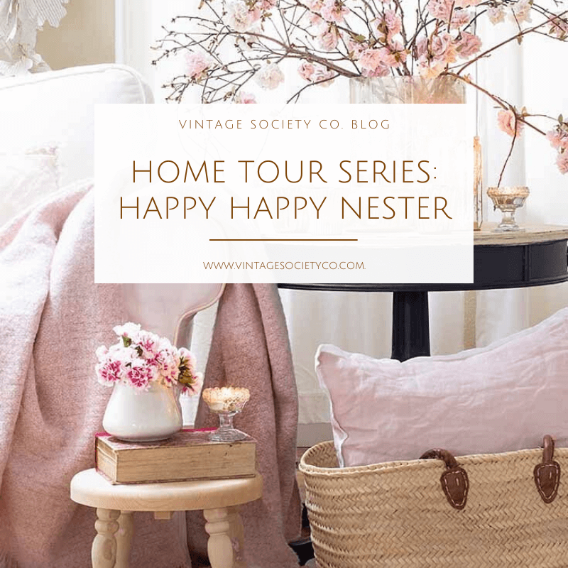 Home Tour Series Happy Happy Nester