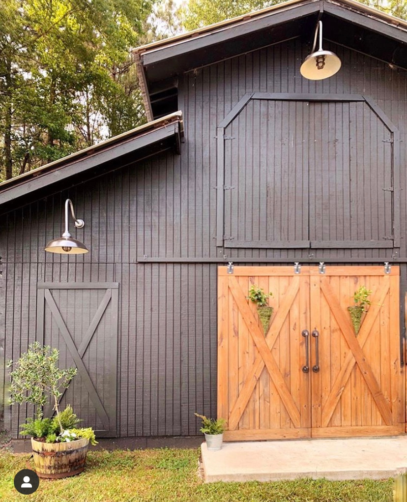 black barn stained barn wood doors ivoy home design